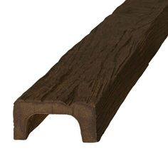 x 13 ft. Modern Faux Wood Beam is constructed from polyurethane for long lasting durability. It is light weight and convenient to install. It is resistant to moisture and insects. Log Home Decorating, Decorating Ideas, Decor Ideas, Faux Wood Beams, Wooden Barn, Ornamental Mouldings, Ceiling Beams, Wood Planks, Home Decor Kitchen