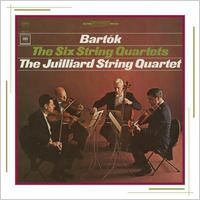 Bartok: The Complete String Quartets - The 1963 Stereo Recordings by Juilliard String Quartet