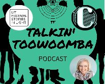 EP 5  - 16 March 2020  Welcome to this week's episode of Talkin' Toowoomba, coming up this week, we talk with local author Jane Smith, so it is apt that we mark International Storytelling Day Friday the 20th of March. We also chat the LIT Festival running all this week, and head to the top of the range to hear from chef and owner Nic of Charred Restaurant. 16 March, My Dad, Storytelling, Comedy, Author, Memes, Books, Friday, Range