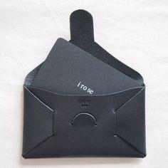 i ro se - Seamless Card Case #black