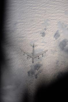B-52 great shot from 157th ARW, NH ANG.
