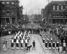 Shriners Parade 1907