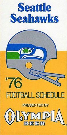 @Seattle Seahawks 1976 - The Beginning