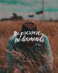 While pressure may not be enjoyable, we can have hope that it will produce something beautiful in our lives... <<CLICK THE IMAGE TO KEEP READING THE DEVOTION>>