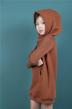 Le sweat robe by Anais & I
