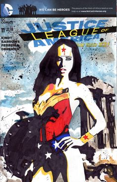 Wonder Woman by Sean Anderson