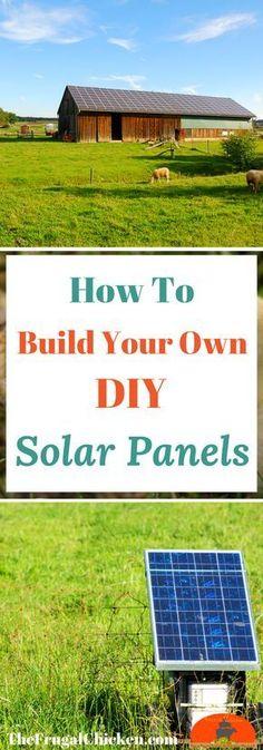 panneau solaire en canettes- tutorial , nombreuses photos Panneau - faire des travaux dans sa maison