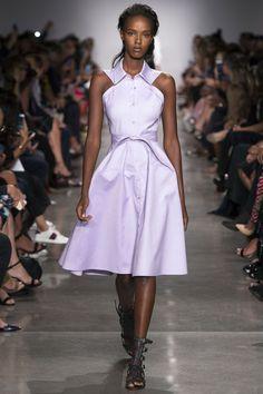 Zac Posen New York Spring/Summer 2017 Ready-to-Wear Collection | British Vogue #NYFW
