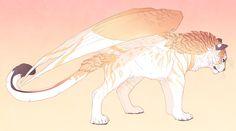 Sunrise Tiger - Sold by Sheylu on DeviantArt