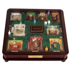 Luxury 3-D Edition of the classic game, Clue