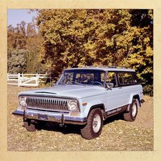 #ThrowbackThursday The rugged and stylish 1975 Jeep Cherokee Chief.