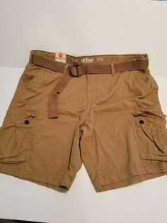3d6dd77265 Urban Pipeline Mens Cargo Classic Length Shorts Pants Brown Size 44  #fashion #clothing #shoes #accessories #mensclothing #shorts (ebay link)