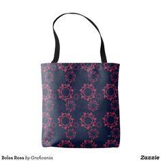 Bolsa Rosa Ted Baker, Reusable Tote Bags, Purse, Fabric Handbags, Products, Style