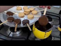 Hmmmm: Alfajor no Palito | AMORALESKA - YouTube