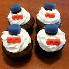 Pin for Later: Your Inner Child Will Go Wild For These Disney Cupcakes Quack Quack