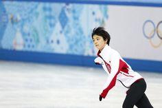 http://sportiva.shueisha.co.jp/photogallery/2014/02/13/post_74/  ソチオリンピック 羽生結弦 練習での表情