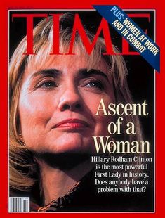 TIME Magazine Cover: Hillary Rodham Clinton -- May 10, 1993