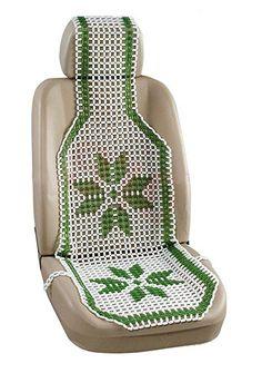 Car Marble Bead Seat Acupressure Design