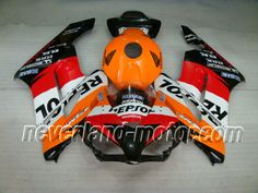 Honda CBR 1000RR 2004-2005 ABS Verkleidung - Neu Repsol #hondasc57verkleidung #hondacbr1000rrverkleidung
