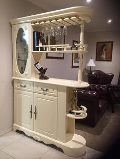 Display Cabinet with Bar – Divider Cabinet - Home BARS Furniture & Decor Home Bar Furniture, Furniture Decor, Petits Bars, Home Bar Rooms, Bar Counter Design, Home Bar Cabinet, Divider Cabinet, Bar Displays, Home Bar Designs