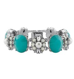 A little turquoise, a little opal, a whole lot of fabulous!