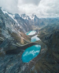 Scene straight out of a Lord of the Rings film in @experienceperu! The Cordillera Huayhuash is filled with lakes fed by glaciers spilling off extreme mountains. Follow our friends @experienceperu - don't miss out! Photo by @aatre. #earthroulette Rings Film, Lightroom, Photoshop, Cool Photos, Beautiful Pictures, Lord, Landscaping Jobs, Seen, Mother Earth