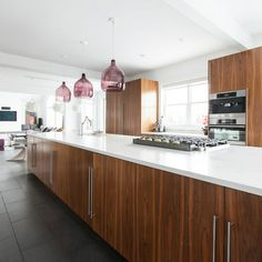 Modern Walnut Design Ideas, Pictures, Remodel, and Decor