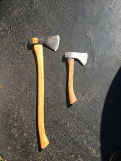 Norlund axe and hatchet