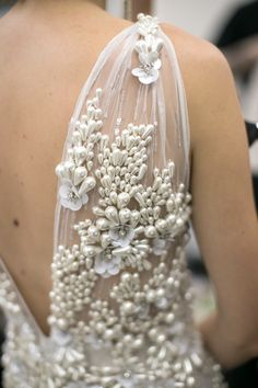 Wedding| Naeem Khan Bridal Fall 2016