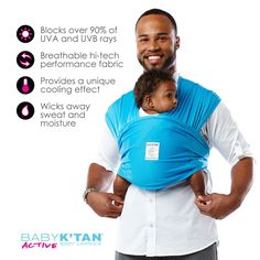 b795996ad11 Baby KTan Active Baby Carrier