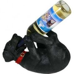 Dog + Wine = Must Have!  Not a label but it certainly fits the theme
