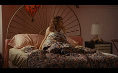 I love the set design of her apartment•Stranger Than Fiction