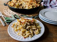 Pancetta and Sicilian Sausage Mac and Cheese – What do you crave?