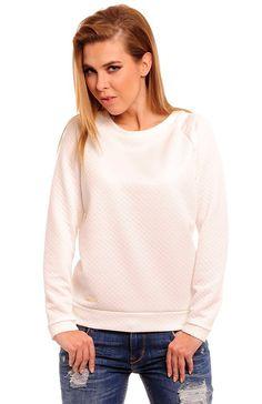 Lemoniade Amy bluza biały Najmodniejsza w tym sezonie bluza