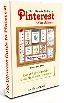 Discover how to use Pinterest to create dynamic theme boards, quickly grow your following and drive traffic to your website. The Ultimate Guide to Pinterest is packed full of hints, tips and tricks to help you find your way around Pinterest whether you have a  business account or a personal account. This eBook has everything. #ultimate #guide #pinterest