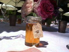 Bee Mine personal honey favors