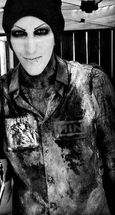 Chris Motionless | Tumblr