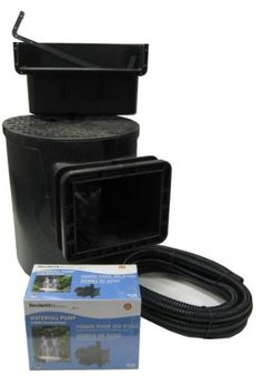 "Complete 750 Gallon Pond kit- features Savio Compact Skimmer/Savio Waterfall Weir . $593.80. A Complete Professional Kit  from Beckett with a bonus ""Water Features"" DVD!. Kink Free Hose. Features Savio Brand Compact Skimmer filter with Bonus DVD. 45 mil EPDM liner- 25 year warranty!. Savio Brand Waterfall/Filter Box & Upgrade 2100gph Pump. This 750 gallon Beckett pond kit features genuine Savio components at a great price!  The finished pond size is approximately 5ft. x 10ft. x ..."