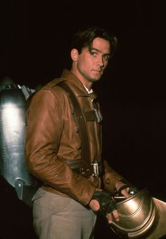 """Billy Campbell from """"The Rocketeer"""", (1991)"""
