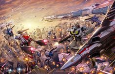 ROBOTECH: RPG Tactics by *chesterocampo on deviantART
