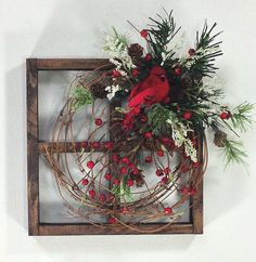 Crooked Tree Creations | Christmas Floral Decor, Wreaths, Arrangements