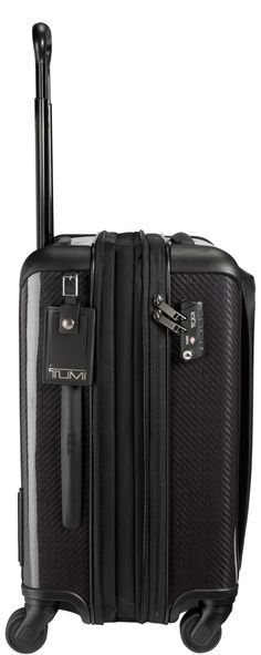 Luggage Tumi Tegralite Max 28721 Continental Expandable Carry On Charcoal_alt3