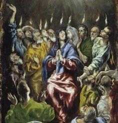 shavuot y pentecostes