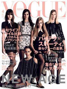 NEW AGE 最先端に、自分らしく! VOGUE JAPAN 2015年4月号2月27日発売 http://www.amazon.co.jp/dp/B00SRQAD24