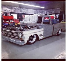 For Sale: 1968 Ford F-100 magazine project truck