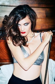 Actor Aomi Muyock gets bedroom eyes for Ellen Von Unwerth in the latest issue of Vanity Fair.  Aomi stars in a new film 'Love' with co-star Klara Kristin and American actor Karl Glusman, directed by Gaspar Noe. If Hollywood is squeamish about sex, Gaspar Noe is not. Love is full of graphic sex in myriad positions and permutations of twosomes, threesomes and groups.  http://www.anneofcarversville.com/style-photos/2015/7/10/love-star-aomi-muyock-is-lensed-by-ellen-von-unwerth-for-van.html
