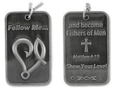 Follow Me...and become Fishers of Men   Matthew 4:19