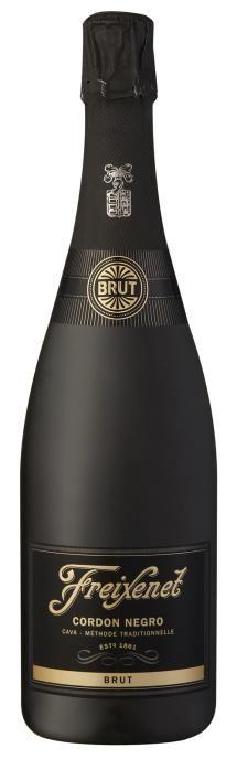 7 Sparkling Cavas to Kick Off Spring: Freixenet Sparkling Cordon Negro Brut Cava (Spain) $12
