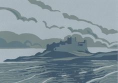 Bamburgh  £75 To order a copy click here: enquiry@mashamgallery.co.uk