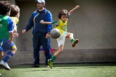 Mães de garotos: Esporte infantil
